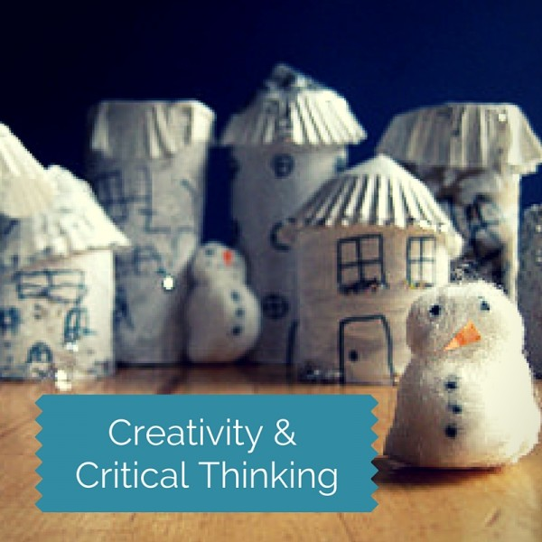 creativity and critical thinking eyfs 2007 Creative thinking definition, including its attributes, why employers value creative thinkers, and examples of creative thinking workplace skills.